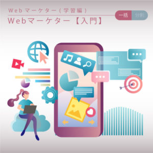 サービス・フリーランス【Webマーケター【入門】(一括・分割)】